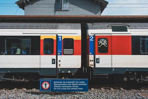 Gare de Nyon