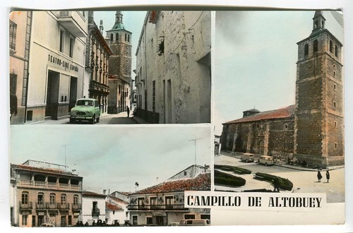 Campillo de Altobuey (Cuenca)