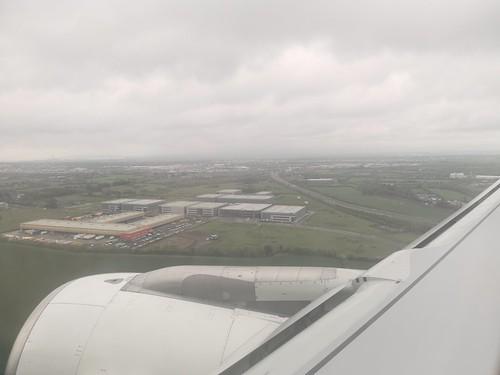 Grey day in Dublin