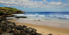 Gallows Beach, Coffs Harbour