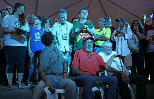 Opening of Encontro Chico Mendes