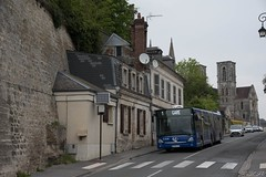 HeuliezBus GX 437 n°72 - Photo of Laon