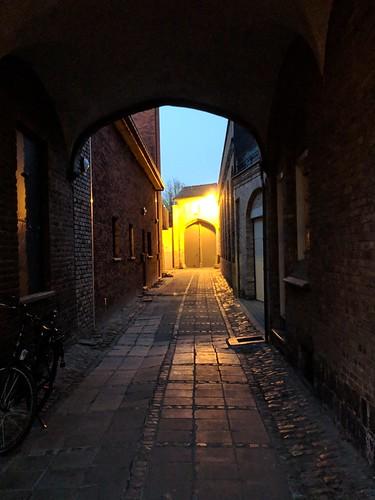 Ypres at Night