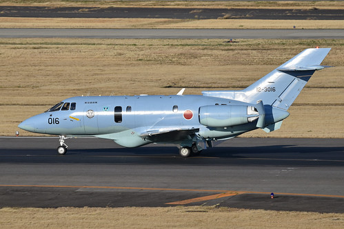 Hawker U-125A '12-3016 / 016'