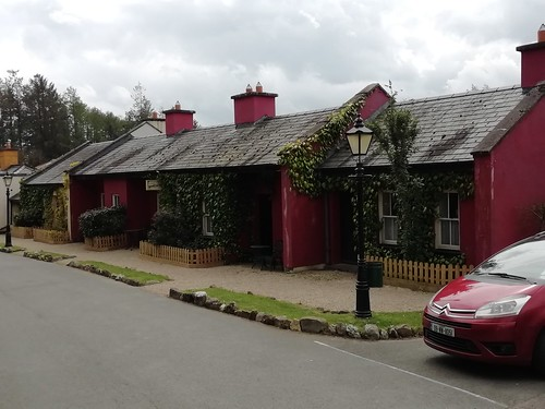 A visit to Marceddin Village and Brooks Hotel in the Wicklow Mountain, s.