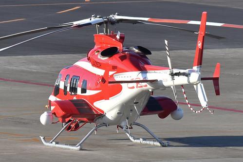 Bell 430 'JA05CH'