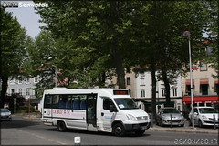 Irisbus Daily - Keolis Garonne / Le Bus à 1€ - Photo of Foix