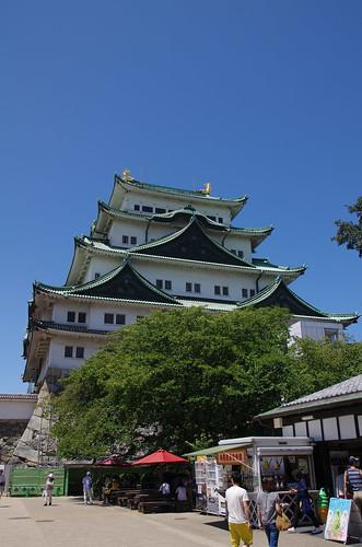 Château de Nagoya 名古屋城 - Nagoya 名古屋