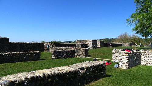 Römisches Kastell Irgenhausen bei Pfäffikon ZH