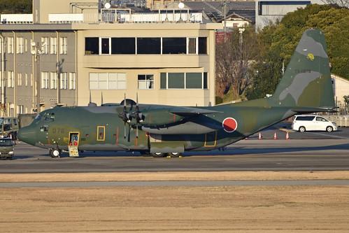 Lockheed C-130H Hercules '75-1078 / 078'