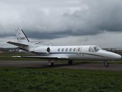 G-CMBC Cessna Citation Bravo 550B (Xclusive Jet Charter)