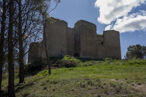 Castillo de Cifuentes, Guadalajara.