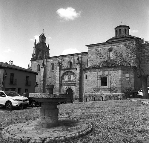 Convento de Santo Domingo, Cifuentes.