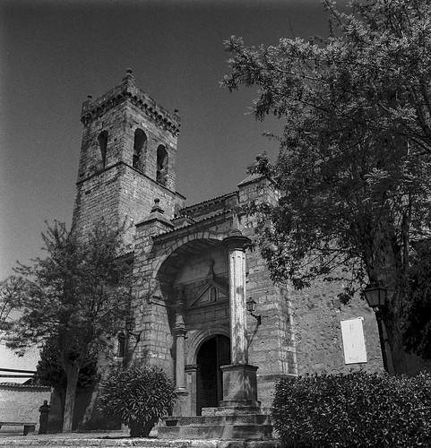 Iglesia del Salvador, Cifuentes.