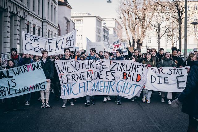 Klimastreik Basel 18.01.2019