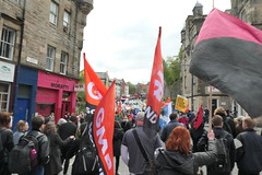 May Day March, Edinburgh