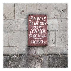Les anis de Flavigny - Photo of Gissey-sous-Flavigny