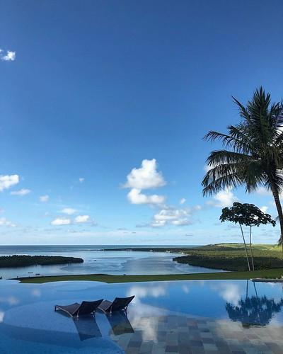 Piscina, Rio e Mar, belo encontro! Salve Alagoas