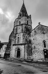 01-Eglise d'Abjat - Photo of Piégut-Pluviers