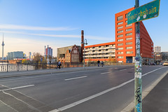 Berlin Friedrichshain Germany
