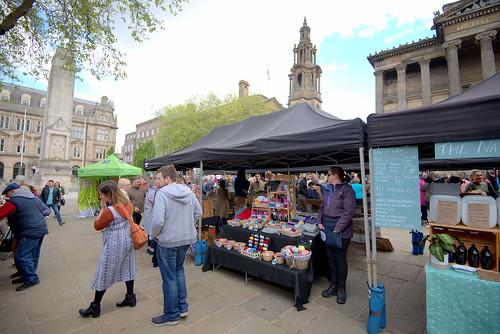 Makers Market 11 May in Preston - 8