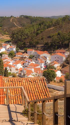 Telhados de Odeceixe (Algarve)