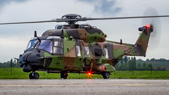 NHIndustries NH-90 F-MEBD Armée de terre - Photo of Hangenbieten