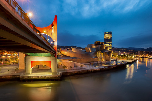 Museo Guggenheim & Ponte Salve - Bilbao 2019