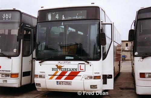 Bus Eireann VP26 (96D42509).
