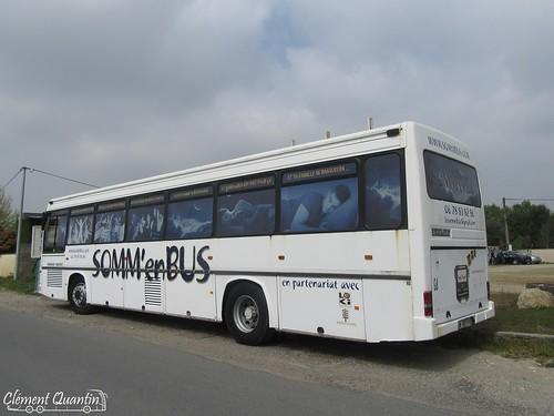 RENAULT VI Tracer - Somm' en Bus