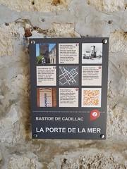 Château de Cadillac, Gironde - Photo of Semens