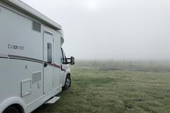 Dicker Nebel am Morgen in Blanquefort - Photo of Saint-Médard-en-Jalles