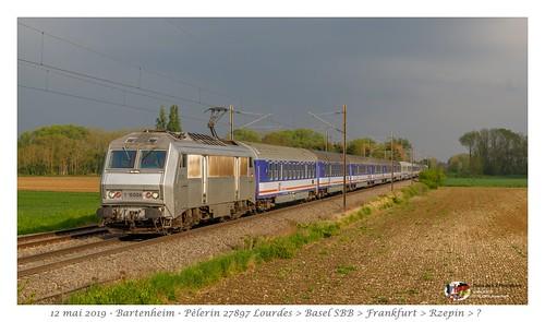 BB 26004 Pèlerin - Bartenheim