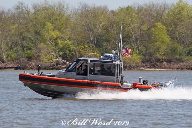 Photo:US Coast Guard Response Boat-Small RB-S II 29188 29ft USCG Station Galveston TX b By Bill Word