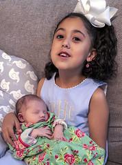 Mila and Jasmine