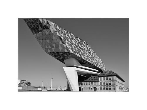Zaha Hadid Port House, Antwerp, Belgium
