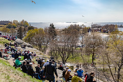 First of May in Helsinki
