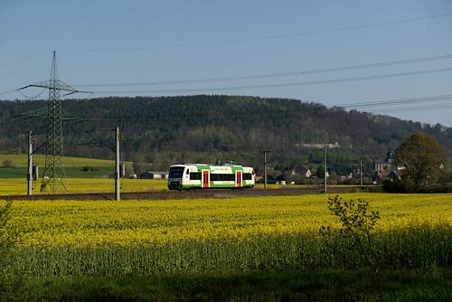 EIB 650 274 (VT 335) Großeutersdorf 21.04.2019