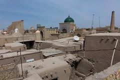 Widok z dachu Abdulloha