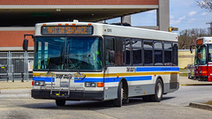 Prince George's Transit THE BUS 2011 Gillig Low Floor Advantage Diesel #62618