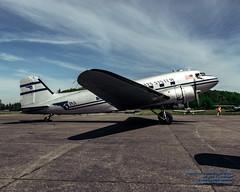HFF's DC-3 in Kodachrome Tones