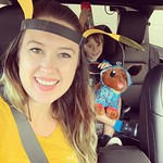 by bartlewife - Had a blast going to the Detective Pikachu movie for Mother's Day with my little man!