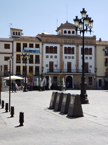 Santa Fe, Spain. May 2019.