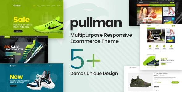 Pullman v1.0 - Multipurpose Prestashop Responsive Theme