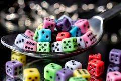 A Spoonful of Miniature dice