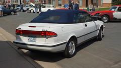 1998 Saab 900 S Convertible