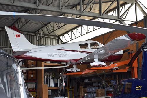HB-OMP Piper PA28 Cherokee