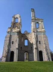 Mont-Saint-Eloi Abbey - Photo of Haute-Avesnes