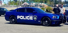 Milton Police Dodge Charger