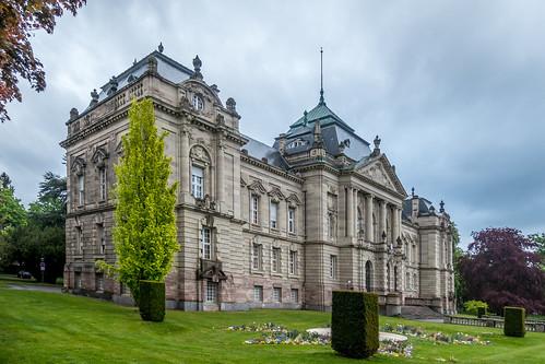 Palais de Justice Colmar